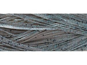Naked Bait Crystal Flake Skirt Material 20pk