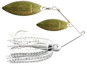 Nichols Elite Lo-Pro Double Willow Spinnerbait