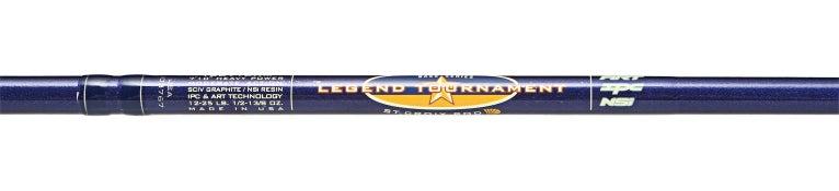 St. Croix Legend Tournament Bass Casting Rods