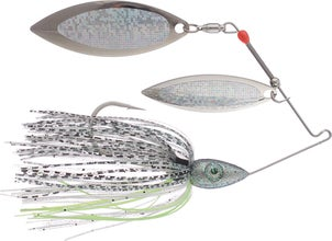 Nichols Pulsator Old School Scale Hologram Spinnerbaits