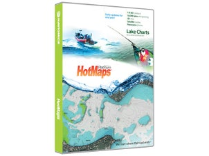 Navionics HotMaps Platinum Lake Maps