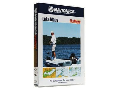 Navionics HotMaps Premium Lake Maps