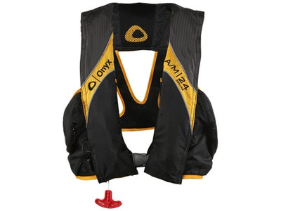 Onyx AM-24 Deluxe Inflatable Life Jacket