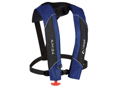 Onyx AM-24 Standard Inflatable Life Jacket