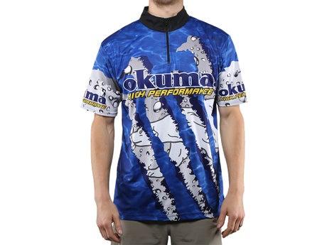 Okuma Factory Pro Jersey Shortsleeve
