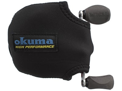 Okuma Neoprene Baitcast Reel Shield Cover