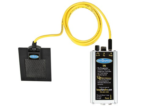 T-H Marine Oxygenator OP-2 Portable Livewell Keeper