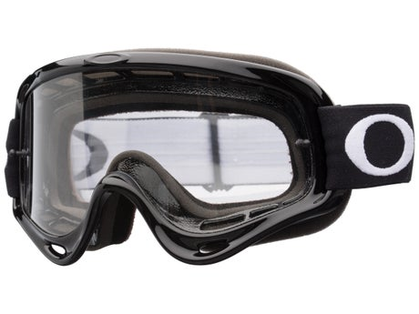 Oakley O-Frame Goggle Jet Black/Clear