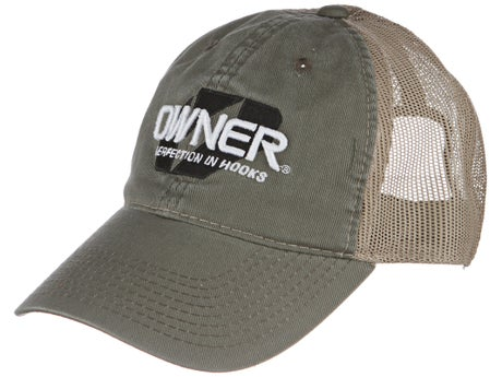 6ab0f4fd1f311 Owner Trucker Hat - Tackle Warehouse