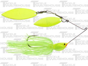 Picasso Double Willow Painted Blades Spinnerbait