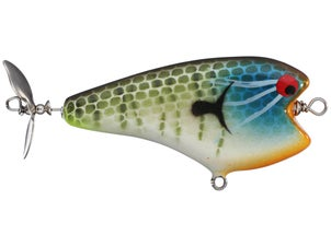 PH Custom Lures Crazy Ace Topwater Propbait