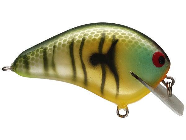 Vivid Gill Color PH Custom Lures Custom Balsa Crankbait Sub-P