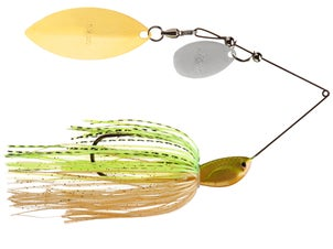 Picasso Inviz Wire SS Tandem Thunder Spinnerbait