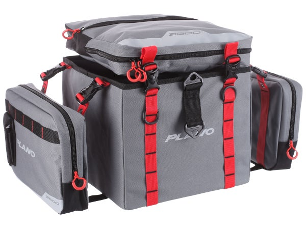 Plano Weekender Series Kayak Crate Soft Bags Grey - Tackle