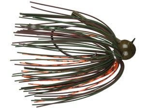Pepper Custom Baits Living Rubber Pro Series Football