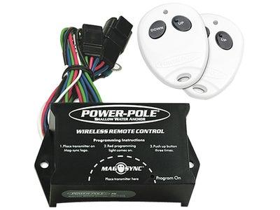 Power-Pole Remote Control Unit