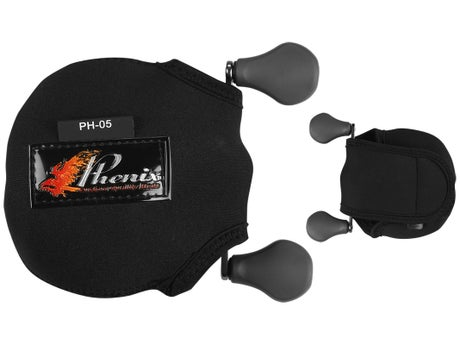 Phenix Rods Low Profile Reel Cover Black