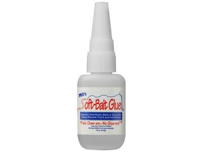 PRO's Soft Bait Glue