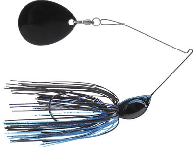 Picasso Night Time Thumper Single Colorado Spinnerbait