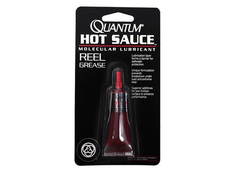 Quantum Hot Sauce Reel Grease