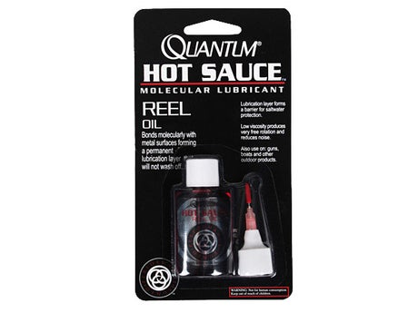 Quantum Hot Sauce Reel Lube