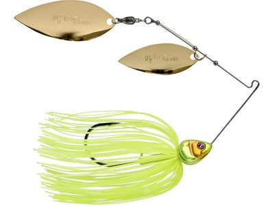 River2Sea Ish Monroe Bling Spinnerbait Double Willow