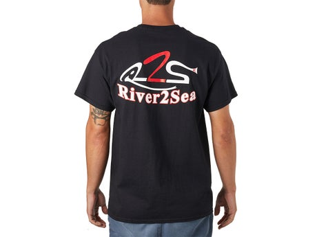 River2Sea Short Sleeve Tee Shirt
