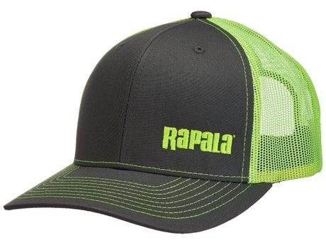 5b362a378bfae Rapala Side Logo Richardson 112 Snapback Trucker Cap