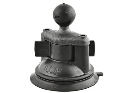 Ram-Mount B2241U Suction Cup Twist Lock Base
