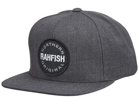 4b1e5ec83ed Rahfish Northern Original Snapback Hat Dark Heather