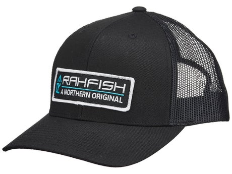 Rahfish Northern Original Trucker Hat Black cc70cf8614b