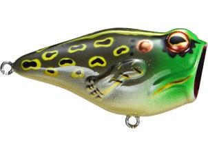 Rebel Poppin Frog Topwater Popper
