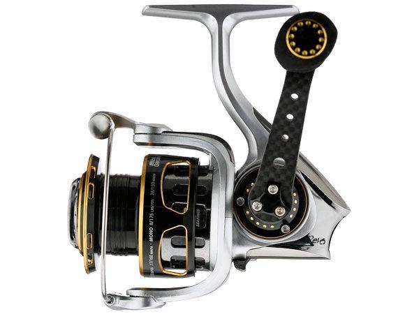 ABU GARCIA NEW REVO 2 PREMIER SPINNING FISHING REEL