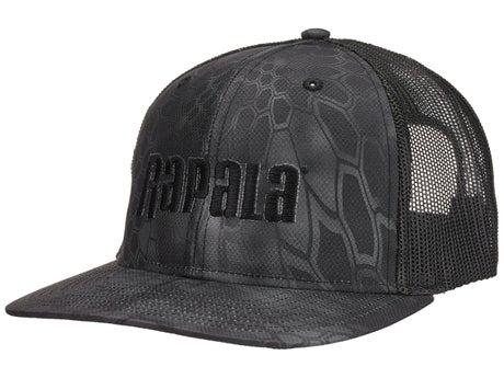 Rapala Patterned Richardson 112 Snapback Trucker Cap ac0118c40d4