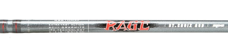St. Croix Rage Micro Guide Spinning Rods