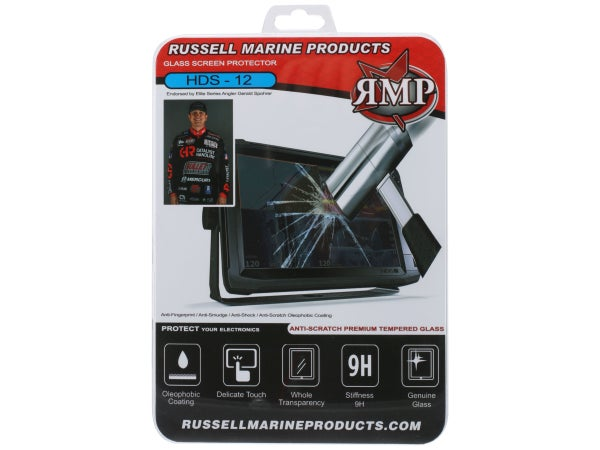 Russell Marine Fishfinder Screen Protectors - Tackle Warehouse