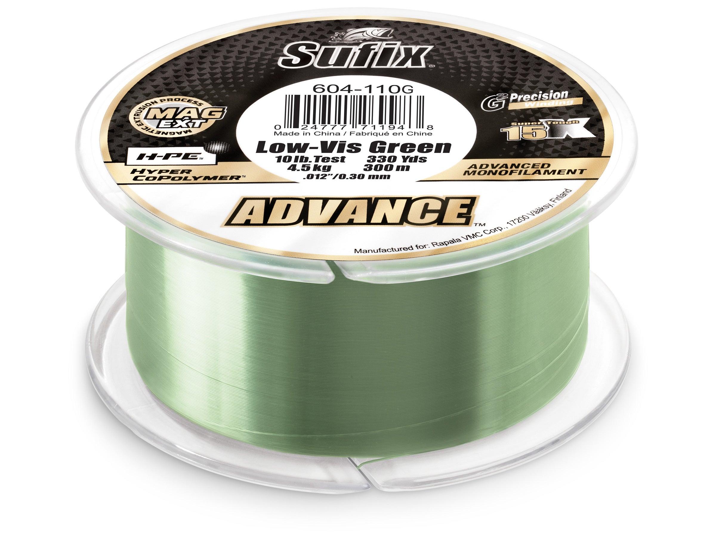 Sufix Advance Green Monofilament