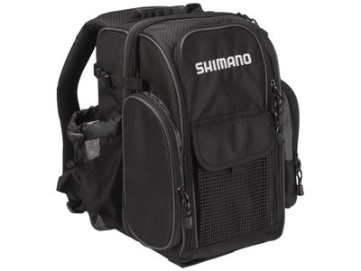 Shimano Blackmoon Backpack Black Small