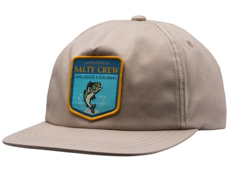 e80a615ae3 Salty Crew Bass Badge Cap - Tackle Warehouse