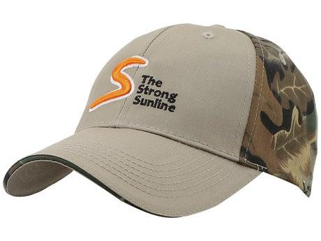 Sunline Camo Hat Tan