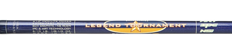 St. Croix Legend Tournament Bass Spinning Rods