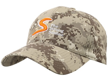Sunline Digital Camo Hat