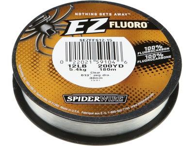 Spiderwire EZ Fluoro 200yds