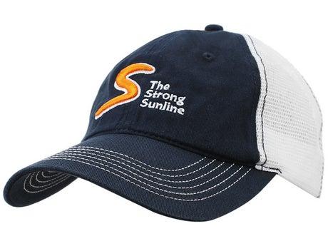 Sunline Mesh Hat Navy