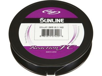 Sunline Reaction FC Fluorocarbon