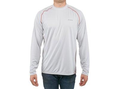 Simms SolarFlex Solids Long Sleeve Shirt