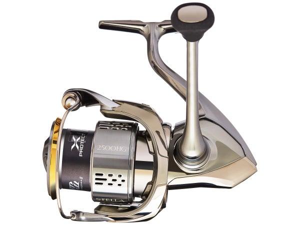 Shimano Stella FJ Spinning Reels - Tackle Warehouse