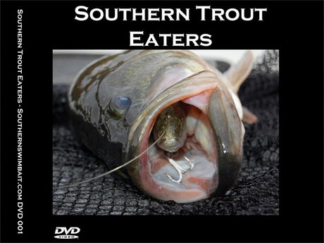 Southern Trout Eaters DVD