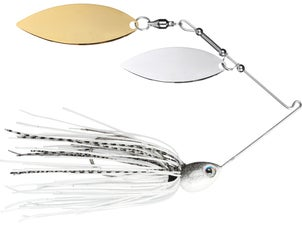 Santone Lures M Series Double Willow Spinnerbait