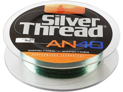 Silver Thread AN 40 Low Vis Copolymer